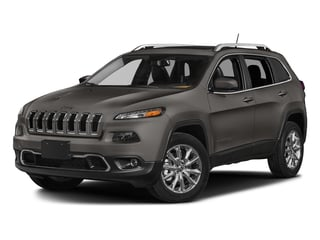 Granite Crystal Metallic Clearcoat 2018 Jeep Cherokee Pictures Cherokee Utility 4D Limited 2WD photos front view