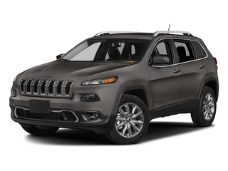 Granite Crystal Metallic Clearcoat 2018 Jeep Cherokee Pictures Cherokee Limited FWD photos front view