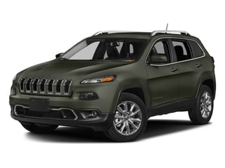 Olive Green Pearlcoat 2018 Jeep Cherokee Pictures Cherokee Limited FWD photos front view