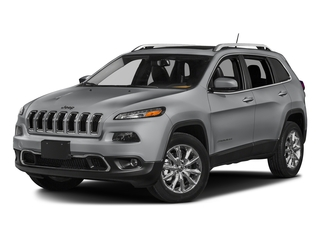 Billet Silver Metallic Clearcoat 2018 Jeep Cherokee Pictures Cherokee Limited FWD photos front view