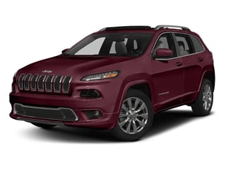 Velvet Red Pearlcoat 2018 Jeep Cherokee Pictures Cherokee Overland 4x4 photos front view