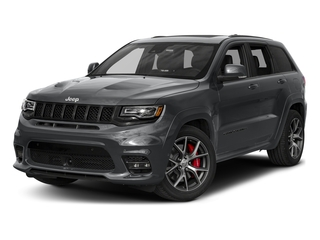 Granite Crystal Metallic Clearcoat 2018 Jeep Grand Cherokee Pictures Grand Cherokee Utility 4D SRT-8 4WD photos front view