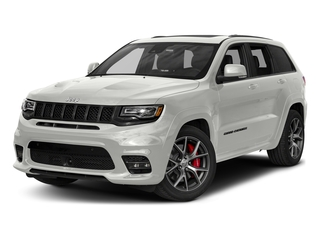 Ivory 3-Coat 2018 Jeep Grand Cherokee Pictures Grand Cherokee Utility 4D SRT-8 4WD photos front view