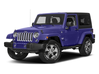 Xtreme Purple Pearlcoat 2018 Jeep Wrangler JK Pictures Wrangler JK Utility 2D Sahara 4WD photos front view