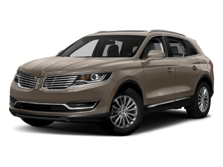 Iced Mocha Metallic 2018 Lincoln MKX Pictures MKX Utility 4D Premiere 2WD V6 photos front view