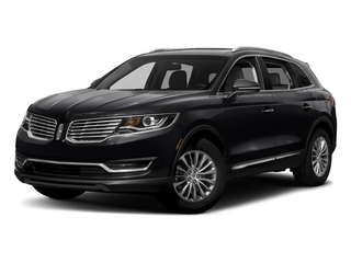Black Velvet 2018 Lincoln MKX Pictures MKX Utility 4D Premiere 2WD V6 photos front view