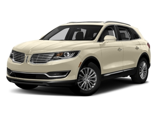 Ivory Pearl Metallic Tri-Coat 2018 Lincoln MKX Pictures MKX Utility 4D Premiere 2WD V6 photos front view