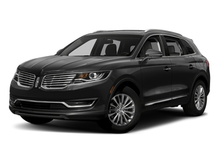 Magnetic Gray Metallic 2018 Lincoln MKX Pictures MKX Utility 4D Premiere 2WD V6 photos front view