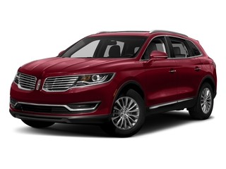 Ruby Red Metallic Tinted Clearcoat 2018 Lincoln MKX Pictures MKX Utility 4D Premiere 2WD V6 photos front view