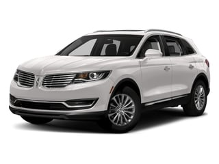 White Platinum Metallic Tri-Coat 2018 Lincoln MKX Pictures MKX Utility 4D Premiere 2WD V6 photos front view