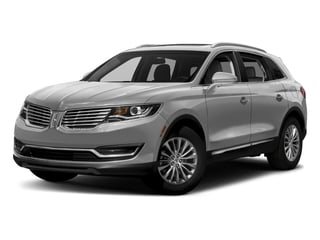 Ingot Silver Metallic 2018 Lincoln MKX Pictures MKX Utility 4D Premiere 2WD V6 photos front view