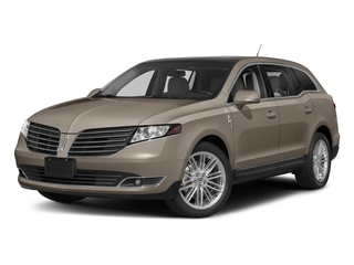 Iced Mocha Metallic 2018 Lincoln MKT Pictures MKT Wagon 4D Town Car AWD V6 photos front view