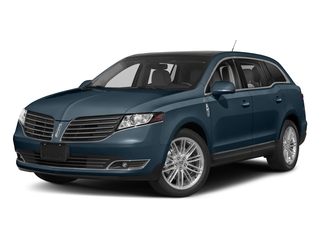 Blue Diamond 2018 Lincoln MKT Pictures MKT Wagon 4D Town Car AWD V6 photos front view