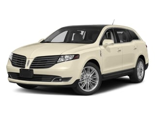 Ivory Pearl Metallic Tri-Coat 2018 Lincoln MKT Pictures MKT Wagon 4D Town Car AWD V6 photos front view