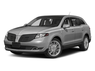Ingot Silver Metallic 2018 Lincoln MKT Pictures MKT Wagon 4D Town Car AWD V6 photos front view