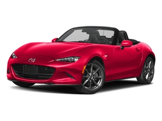 Soul Red Crystal 2018 Mazda MX-5 Miata Pictures MX-5 Miata Grand Touring Manual photos front view