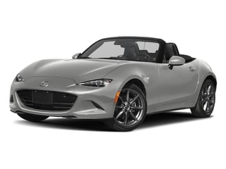 Ceramic Metallic 2018 Mazda MX-5 Miata Pictures MX-5 Miata Grand Touring Manual photos front view