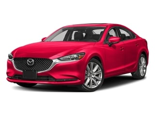 Soul Red Crystal Metallic 2018 Mazda Mazda6 Pictures Mazda6 Signature Auto photos front view