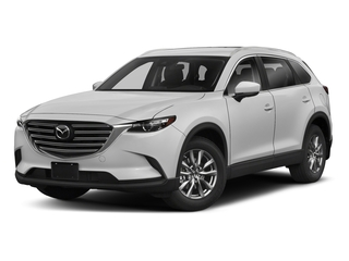Snowflake White Pearl Mica 2018 Mazda CX-9 Pictures CX-9 Sport FWD photos front view
