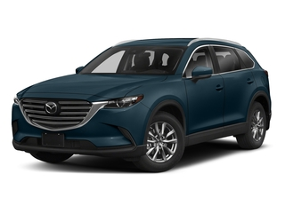 Deep Crystal Blue Mica 2018 Mazda CX-9 Pictures CX-9 Sport FWD photos front view