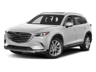 Snowflake White Pearl Mica 2018 Mazda CX-9 Pictures CX-9 Grand Touring AWD photos front view