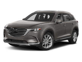 Titanium Flash Mica 2018 Mazda CX-9 Pictures CX-9 Utility 4D GT 2WD I4 photos front view