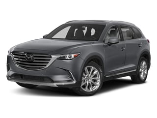 Machine Gray Metallic 2018 Mazda CX-9 Pictures CX-9 Utility 4D GT 2WD I4 photos front view