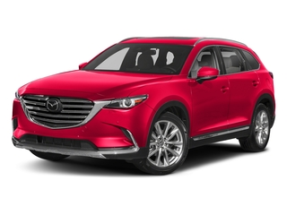 Soul Red Crystal Metallic 2018 Mazda CX-9 Pictures CX-9 Utility 4D GT 2WD I4 photos front view