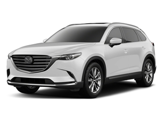 Snowflake White Pearl Mica 2018 Mazda CX-9 Pictures CX-9 Utility 4D Signature AWD I4 photos front view