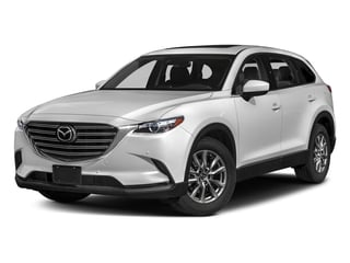 Snowflake White Pearl Mica 2018 Mazda CX-9 Pictures CX-9 Touring FWD photos front view