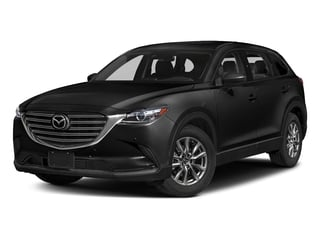 Jet Black Mica 2018 Mazda CX-9 Pictures CX-9 Touring FWD photos front view