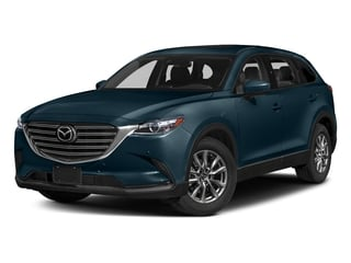 Deep Crystal Blue Mica 2018 Mazda CX-9 Pictures CX-9 Touring AWD photos front view