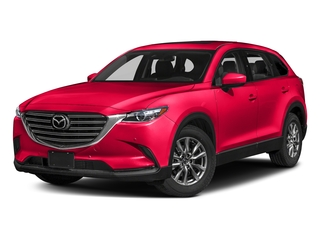 Soul Red Crystal Metallic 2018 Mazda CX-9 Pictures CX-9 Touring AWD photos front view