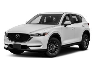 Snowflake White Pearl Mica 2018 Mazda CX-5 Pictures CX-5 Sport FWD photos front view