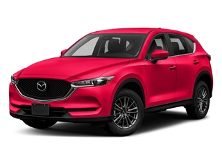 Soul Red Crystal Metallic 2018 Mazda CX-5 Pictures CX-5 Sport FWD photos front view