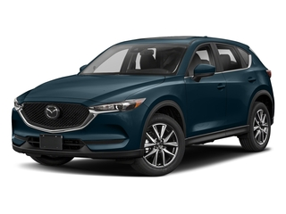 Deep Crystal Blue Mica 2018 Mazda CX-5 Pictures CX-5 Utility 4D Touring AWD I4 photos front view