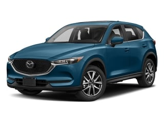 Eternal Blue Mica 2018 Mazda CX-5 Pictures CX-5 Utility 4D Touring AWD I4 photos front view