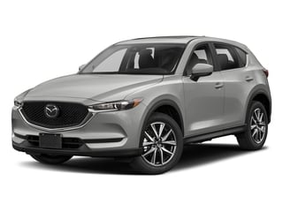 Sonic Silver Metallic 2018 Mazda CX-5 Pictures CX-5 Utility 4D Touring AWD I4 photos front view