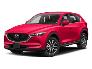 Soul Red Crystal Metallic 2018 Mazda CX-5 Pictures CX-5 Utility 4D Touring AWD I4 photos front view