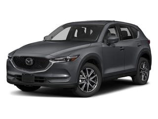 Machine Gray Metallic 2018 Mazda CX-5 Pictures CX-5 Utility 4D GT AWD I4 photos front view
