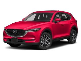 Soul Red Crystal Metallic 2018 Mazda CX-5 Pictures CX-5 Utility 4D GT AWD I4 photos front view