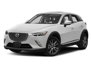 Snowflake White Pearl Mica 2018 Mazda CX-3 Pictures CX-3 Utility 4D GT AWD I4 photos front view