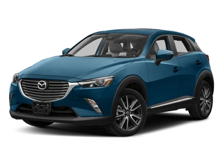 Eternal Blue Mica 2018 Mazda CX-3 Pictures CX-3 Utility 4D GT AWD I4 photos front view