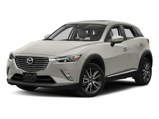 Ceramic Metallic 2018 Mazda CX-3 Pictures CX-3 Utility 4D GT AWD I4 photos front view