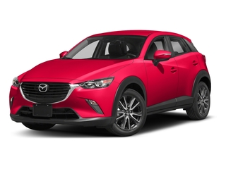 Soul Red Metallic 2018 Mazda CX-3 Pictures CX-3 Touring FWD photos front view