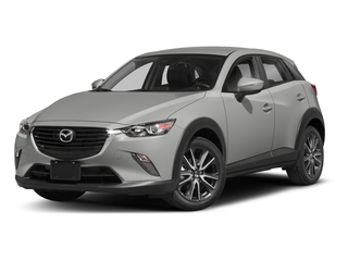 Ceramic Metallic 2018 Mazda CX-3 Pictures CX-3 Touring FWD photos front view