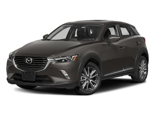 Titanium Flash Mica 2018 Mazda CX-3 Pictures CX-3 Grand Touring FWD photos front view