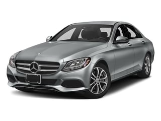 Iridium Silver Metallic 2018 Mercedes-Benz C-Class Pictures C-Class C 300 Sedan photos front view