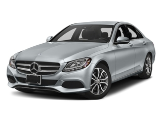 Diamond Silver Metallic 2018 Mercedes-Benz C-Class Pictures C-Class C 300 Sedan photos front view