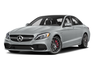 Iridium Silver Metallic 2018 Mercedes-Benz C-Class Pictures C-Class AMG C 63 S Sedan photos front view